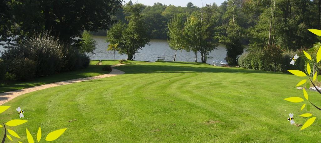 Jardin et abords de piscine paysage service 44 for Entretien jardin l union