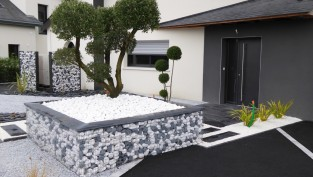 gabion decoratif